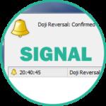 wait for signal alert